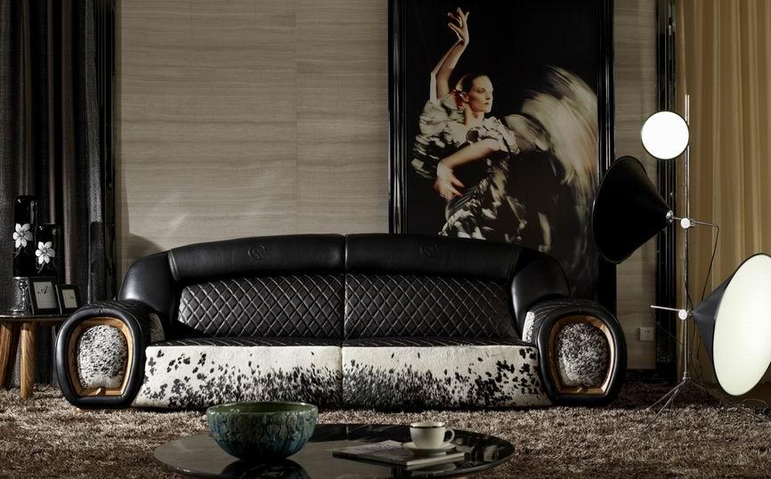 luxusna-kozena-sedacka-cierna-farba